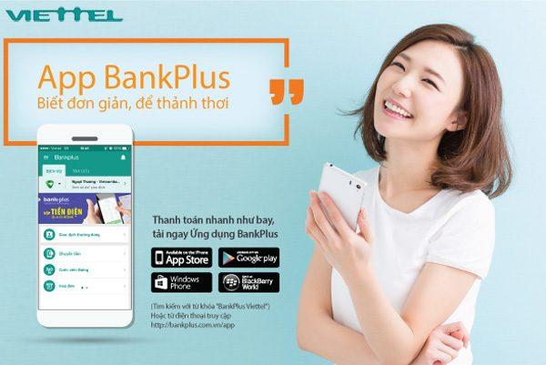 App bankplus Viettel