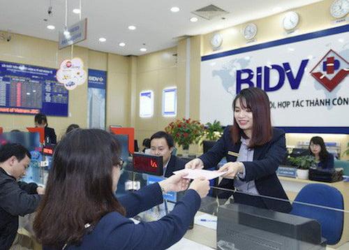 Thời gian làm việc của ngân hàng BIDV ra sao