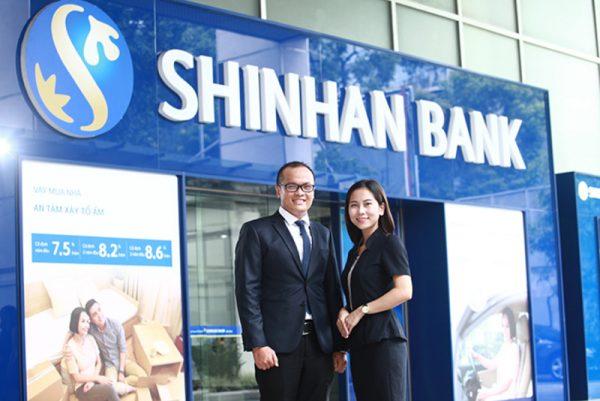 chức năng tổng đài shinhan bank