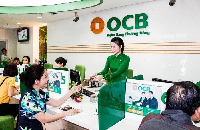 giờ làm việc của ngân hàng phương đông ocb