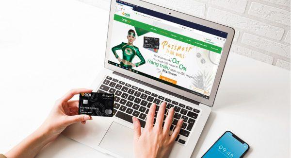 Ngân hàng OCB với dịch vụ thẻ