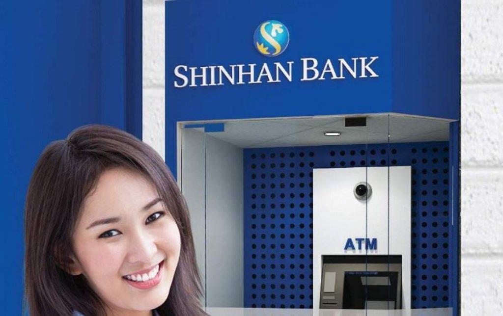 cách liên hệ với hotline shinhan bank
