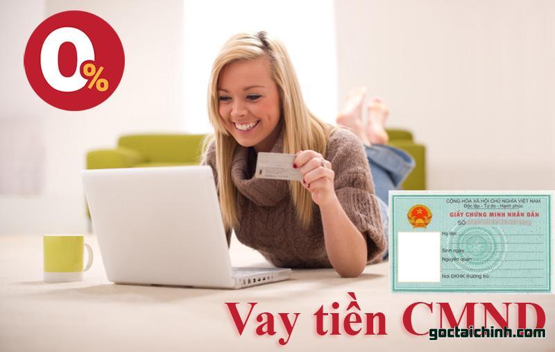 vay tiền online với cmnd