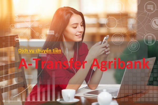 Đăng ký dịch vụ A transfer Agribank