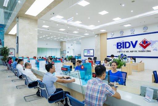 Giờ làm việc ngân hàng BIDV mới nhất