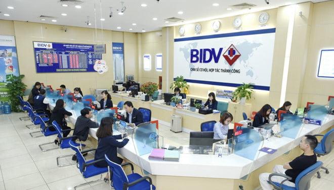 Dịch vụ chất lượng tại BIDV