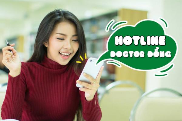 Số Hotline Doctor Dong là số nào?