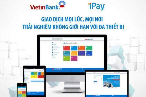 dịch vụ Vietinbank ipay