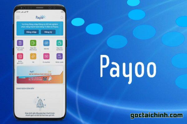 cách đăng nhập payoo