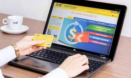 Đăng ký dịch vụ Internet banking IVB