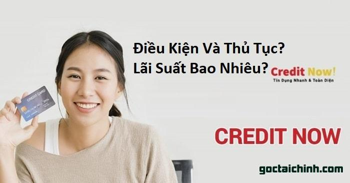 Vay tiền Credit Now