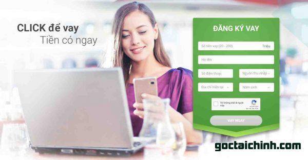 Vay tiền tại Vpbank Online