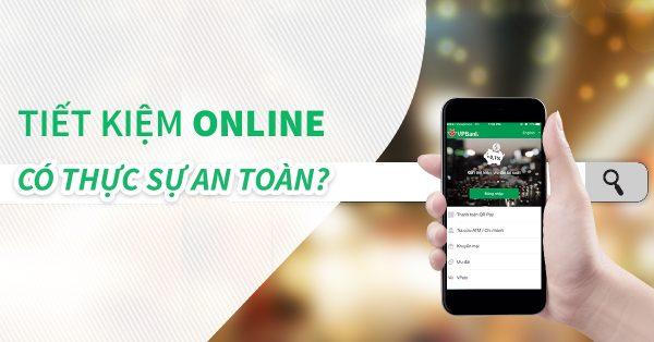 Vay tiền tại VPBank online có an toàn?