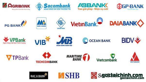 BIDV chuyển tiền cho các ngân hàng nào