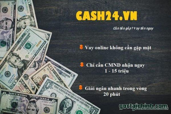 Cash24 có lừa đảo không?