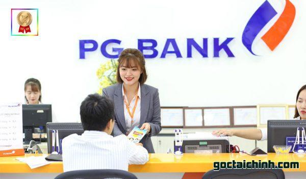 Dịch vụ sản phẩm tại PG Bank