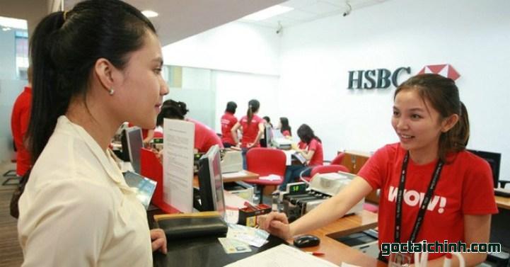 Thông tin về ngân hàng HSBC