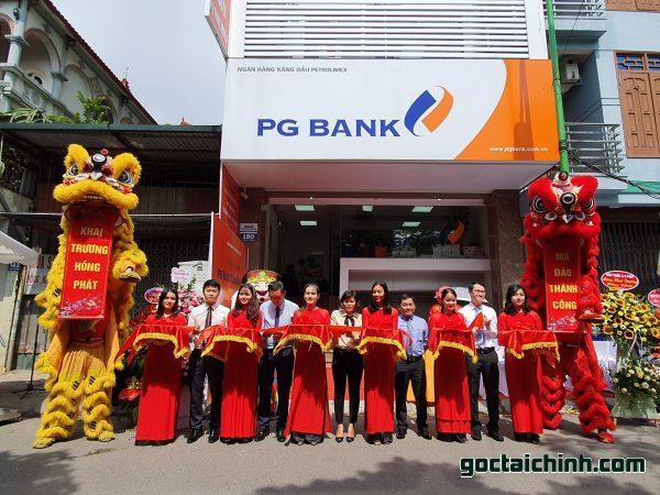Chi nhánh ngân hàng PG Bank
