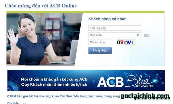 Dịch vụ Online ACB là gì