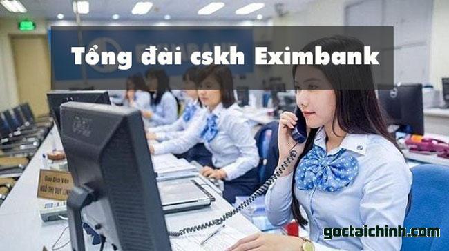 Tổng đài Eximbank – Hotline CSKH của ngân hàng Eximbank