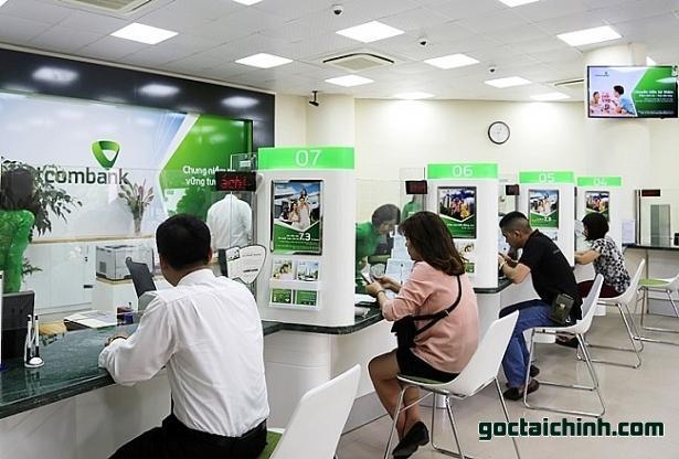Tất toán tài khoản tiết kiệm online Vietcombank