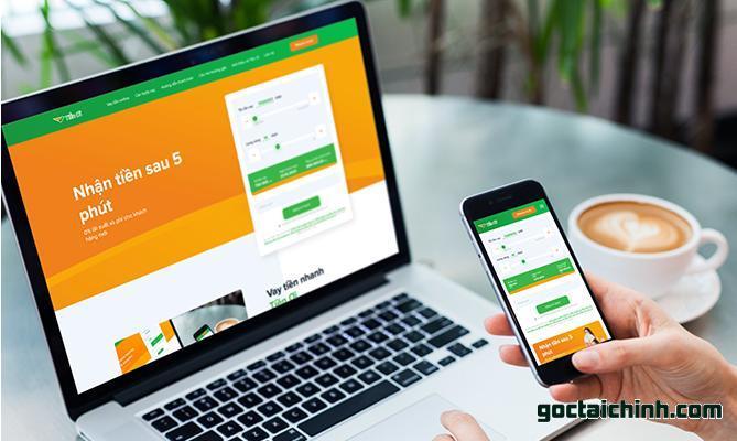 Tiền ơi – Hỗ trợ vay tiền online 5 phút chỉ cần CMND