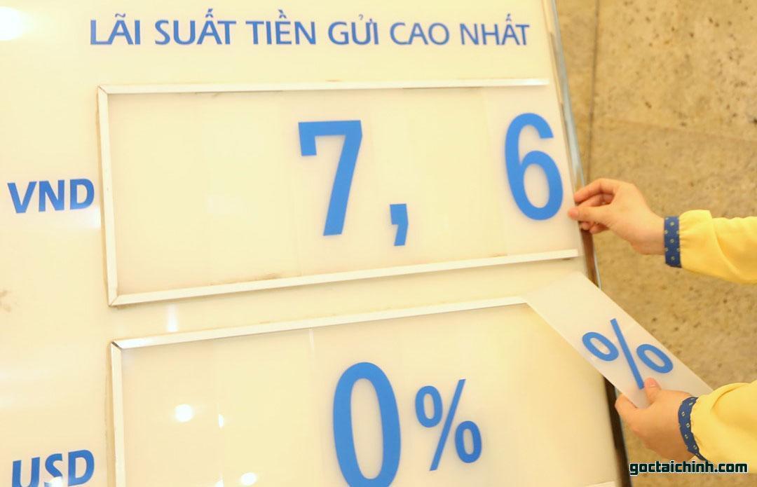 Lãi suất gửi tiết kiệm ngân hàng Đông Á – Cập nhật lãi suất