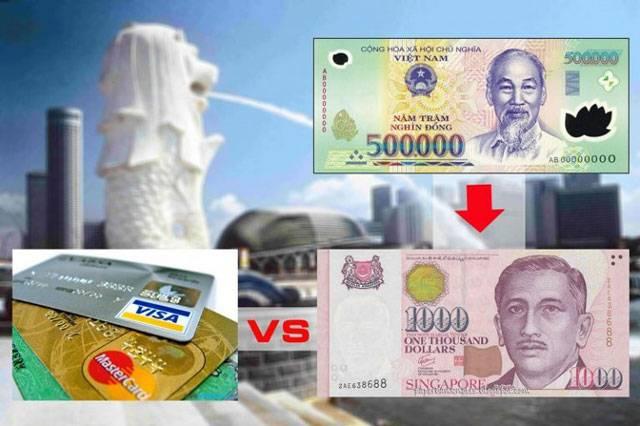 1 Đô Singapore bằng bao nhiêu tiền Việt Nam