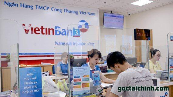 Cập nhật lãi suất gửi tiết kiệm ngân hàng Vietinbank