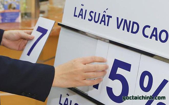 lãi suất ngân hàng Vietinbank lưu ý