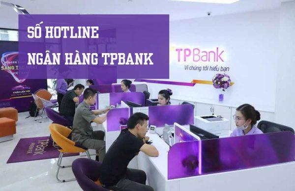 Số tổng đài TPBank