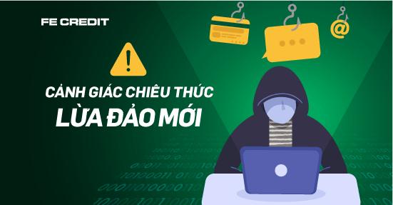 Cẩn thận bảo mật thông tin cá nhân