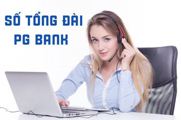 Số Hotline tổng đài ngân hàng PG Bank