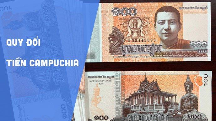 100 Riel bằng bao nhiêu tiền việt - quy đổi tiền campuchia