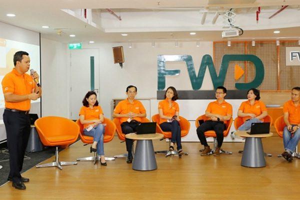 Công ty bảo hiểm FWD