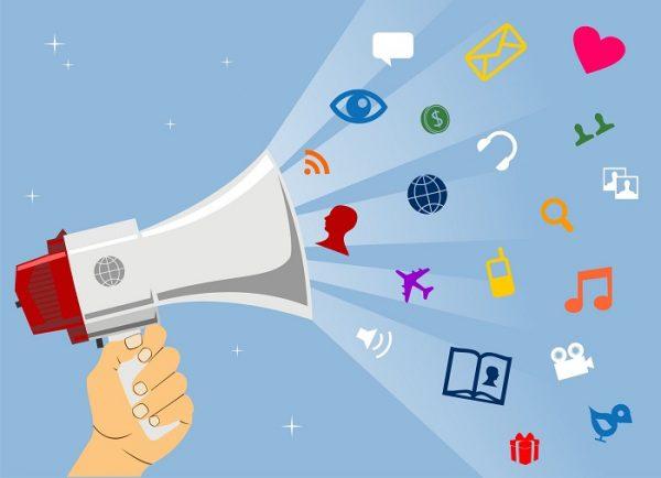 Lựa chọn kênh truyền thông để giới thiệu dự án