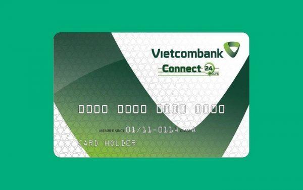 Làm thẻ ATM Vietcombank không tốn phí