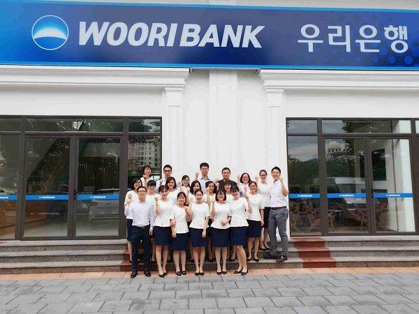 Ngân hàng Woori bank tại Việt Nam