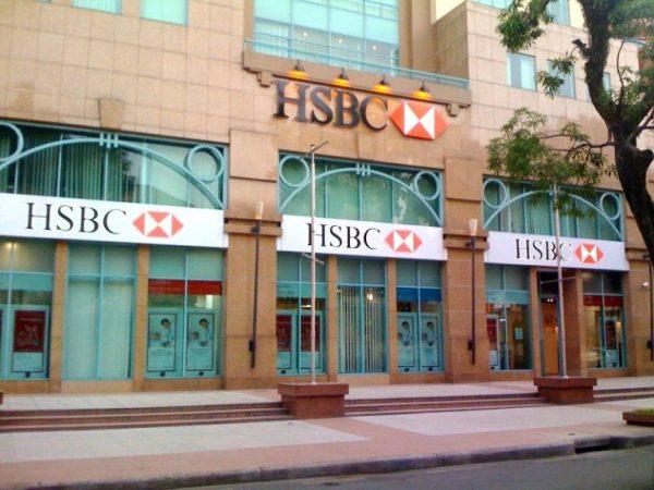 Chi nhánh ngân hàng tại Quận 1