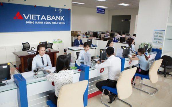 Giờ làm việc của VietABank