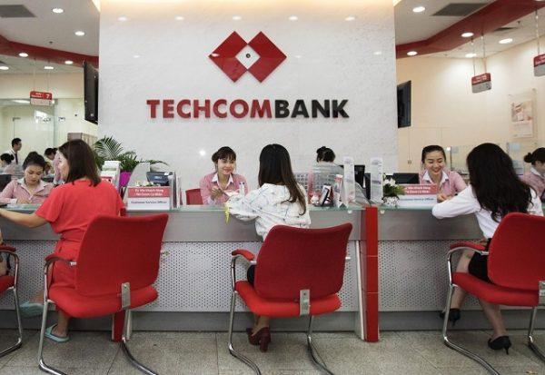 Ngân hàng Techcombank được mọi người ưa chuộng
