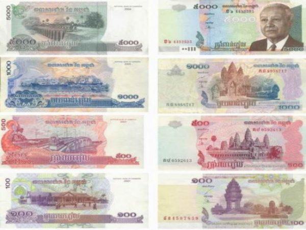 Mệnh giá tiền Campuchia cao hơn của Việt Nam