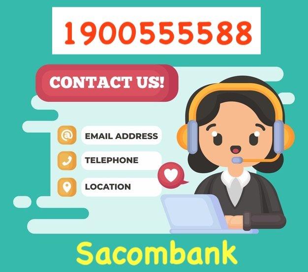 Tổng đài Sacombank