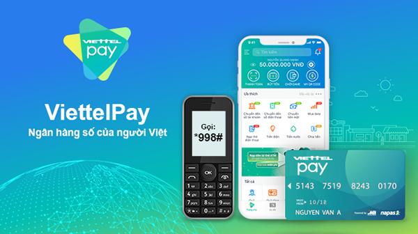 Dùng Viettelpay mua thẻ cào điện thoại