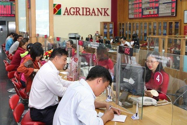 Cập nhật lãi suất vay ngân hàng Agribank