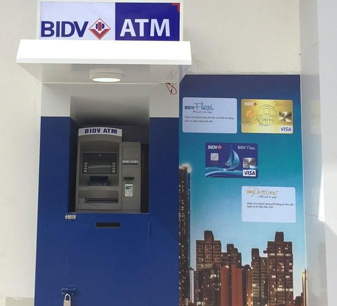 Chuyển tiền từ BIDV sang Vietinbank tại cây ATM BIDv