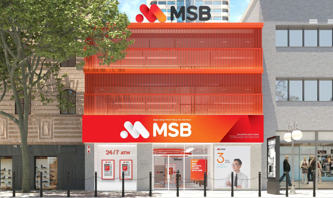 Lãi suất ngân hàng MSB hiện nay
