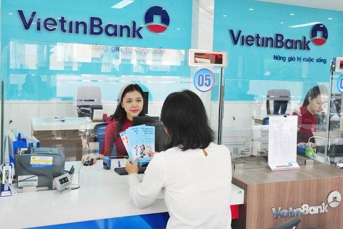 Vay tín chấp theo lương Vietinbank