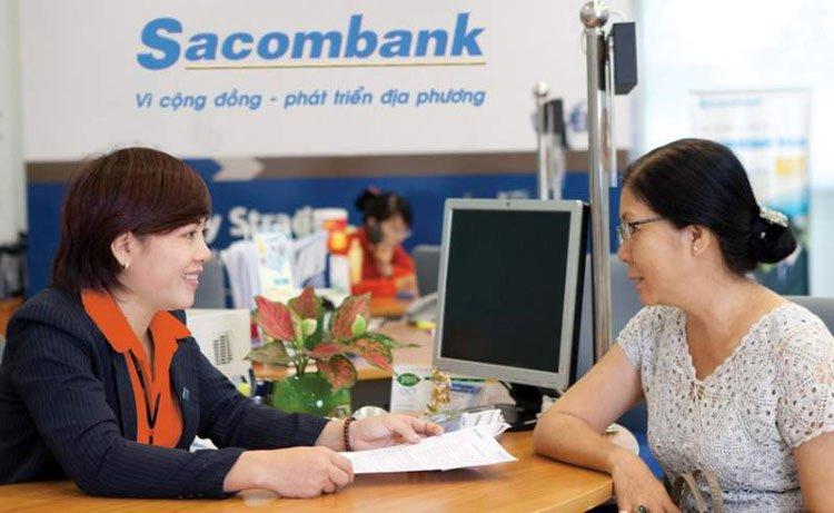 Vay tín chấp theo lương ngân hàng Sacombank lãi suất ưu đãi