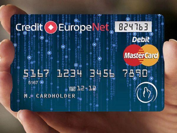 Thẻ Mastercard Credit